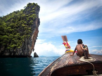 Five Islands in Thailand for Kids