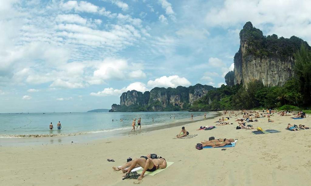 Railay-Thailand
