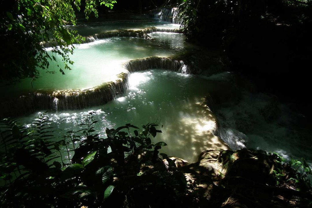 Waterfalls-Laos