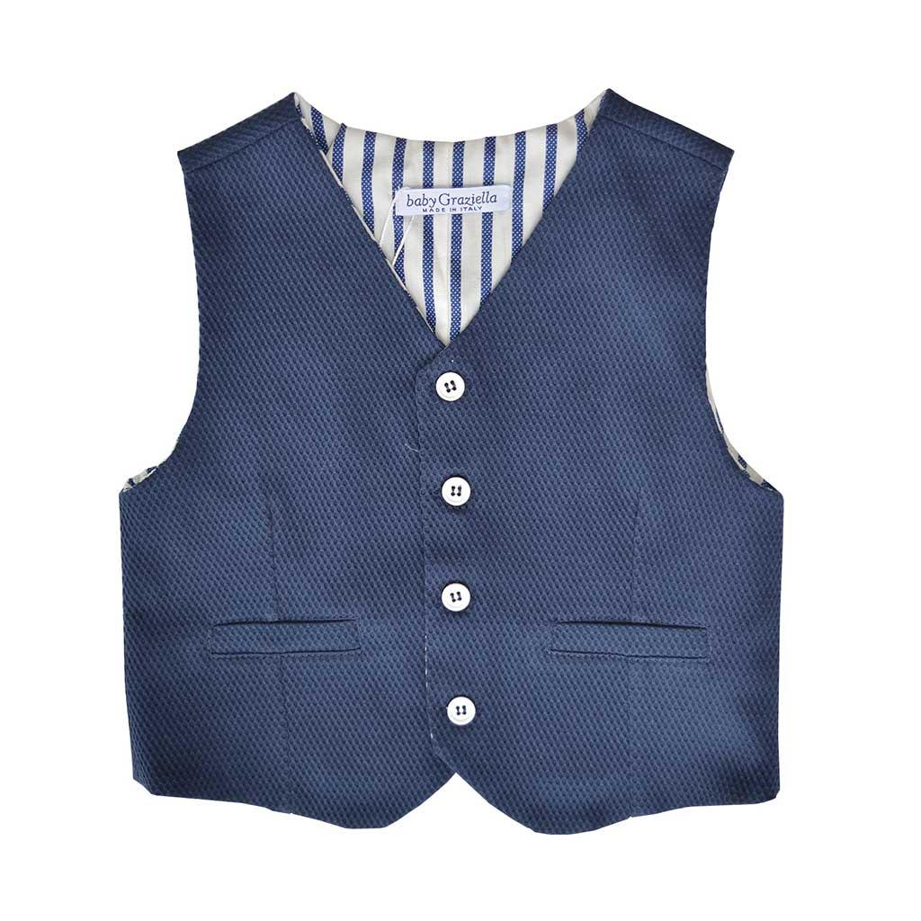 Blue-Vest