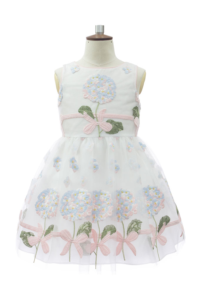 Multicolor-Flower-Embroidered-Dress