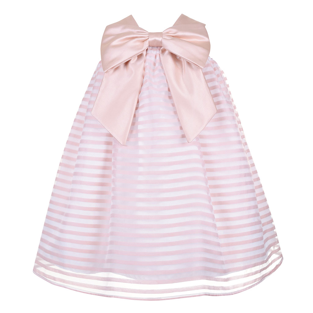 Organza-Stripe-Trapeze-Dress2