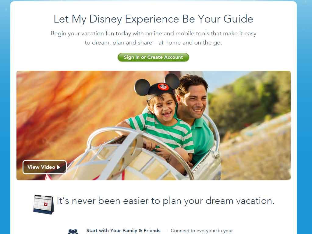 Disney-Experience