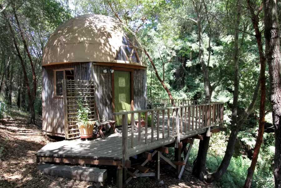 dome-cabin