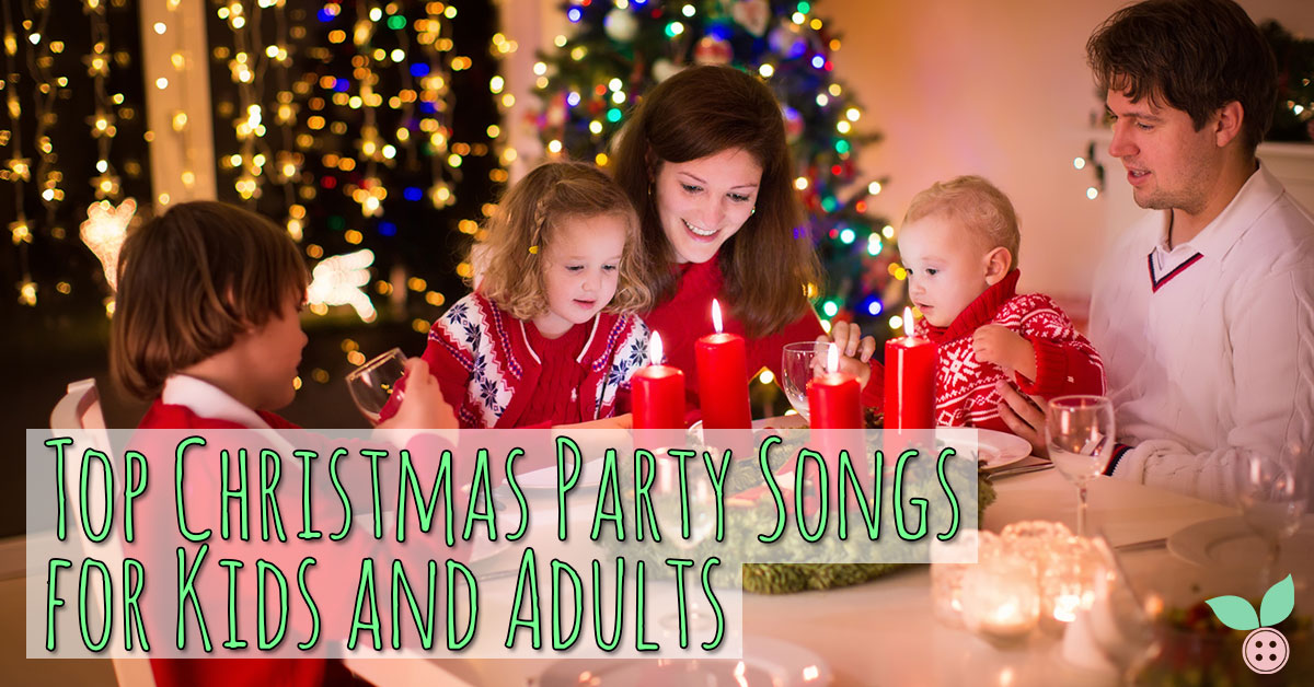 top christmas party songs for kids and adults angelibebe - Christmas Party Songs