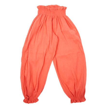 Wide Leg Girls Pants, Kids Designer Clothes