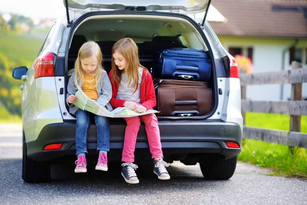 Plan a Road Trip with Kids This Summer
