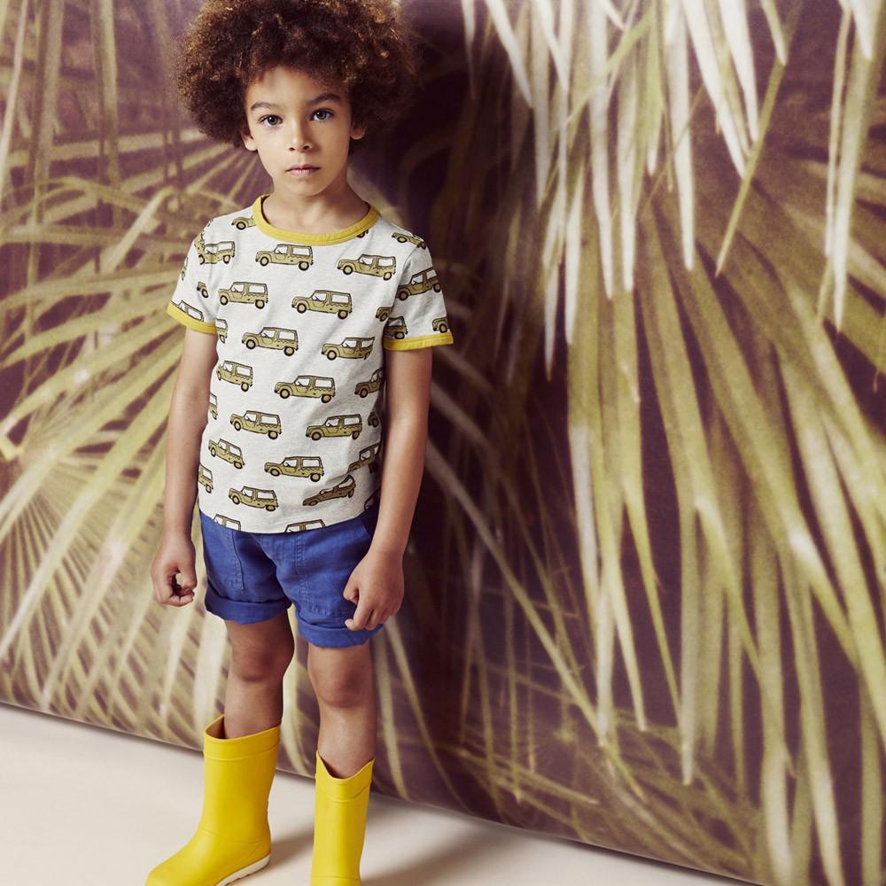 Designer Boys Clothes, Emile et Ida