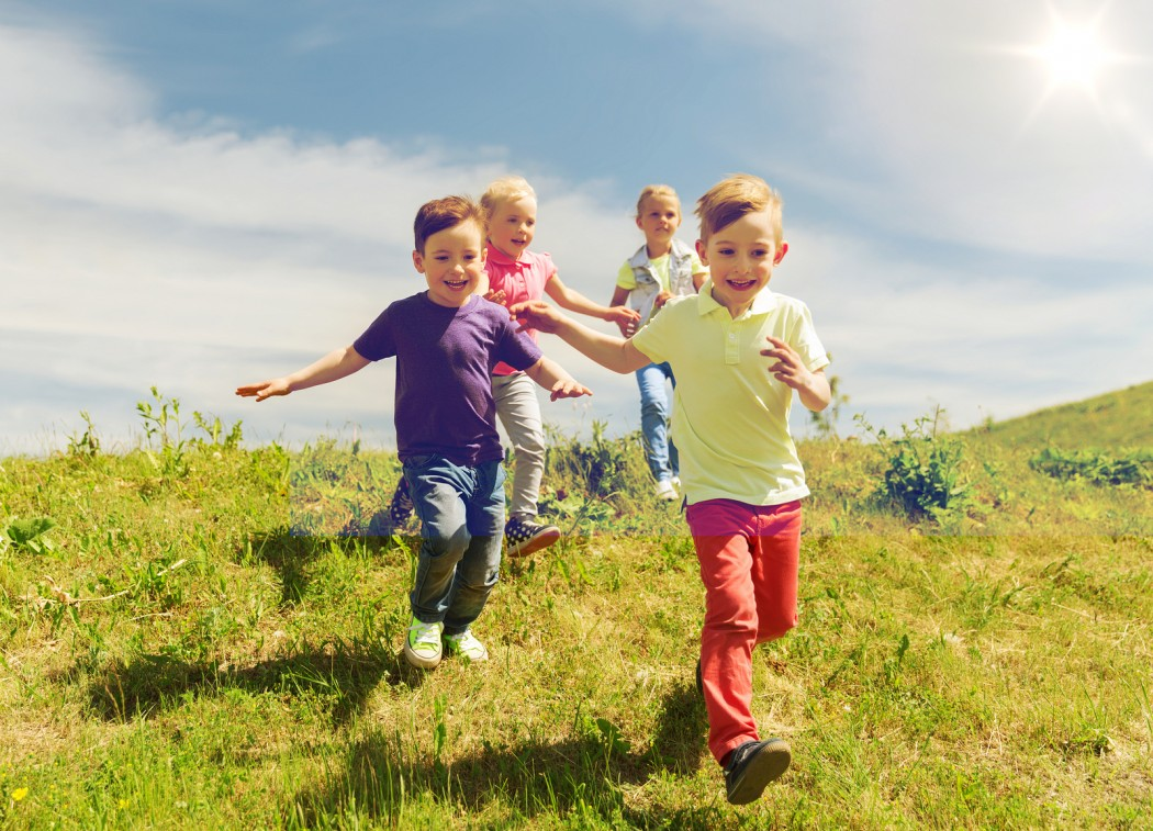Why Outdoor Play is Important for Kids