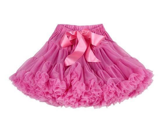 Bright Pink Pettiskirt