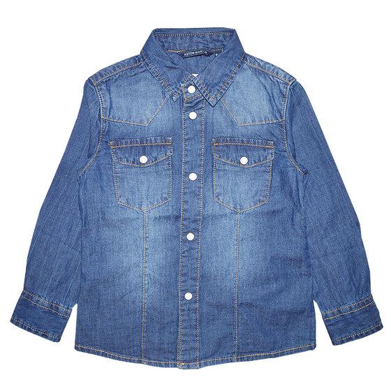 Baby Boy Jeans Shirt