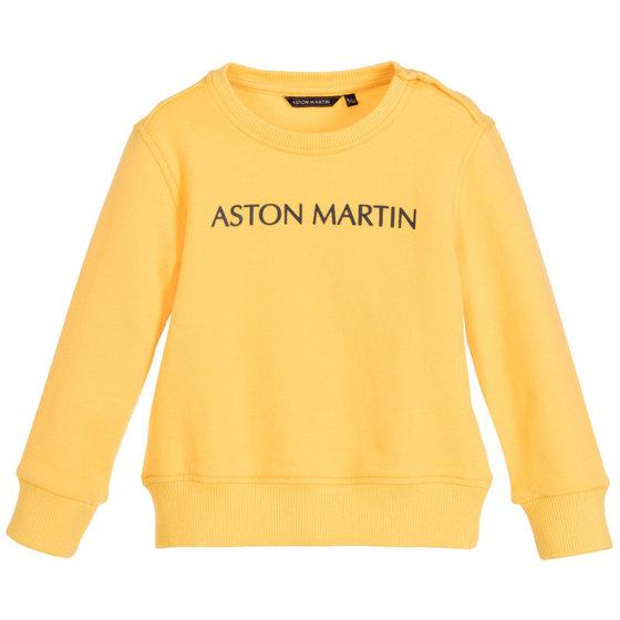 Baby Boy Print Sweatshirt