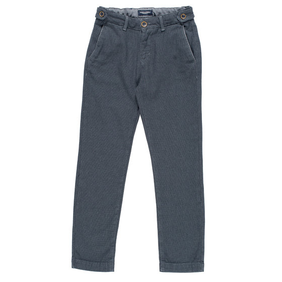 Boys Regular Fit Cotton Pants
