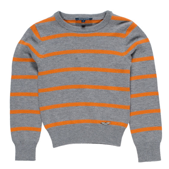 Toddler Boy Striped Sweater