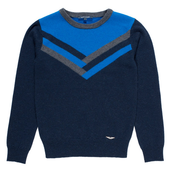 Boys Wool Blended Sweater