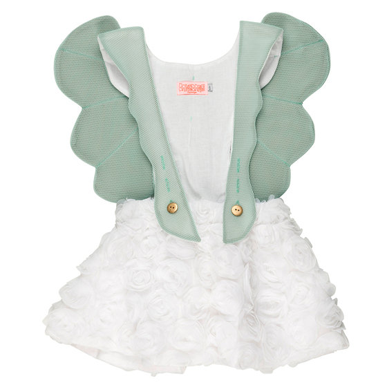 New Season: Angel Girl Pinafore Dress