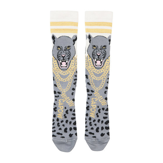 "Knee Socks ""Capow Predator"""