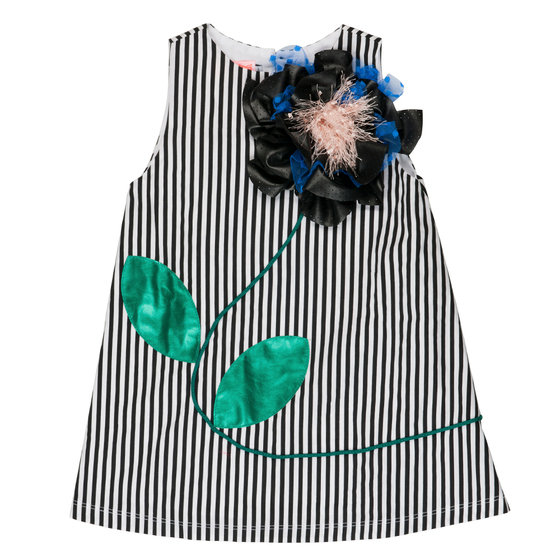 "New Season: Girl ""Fabulous Frida"" Big Flower Dress"