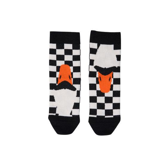 Swan Short Socks
