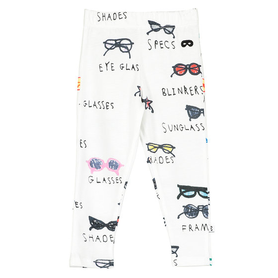 Baby Spectacles AOP Leggings