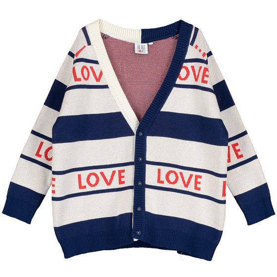 Loves Knitted Cardigan