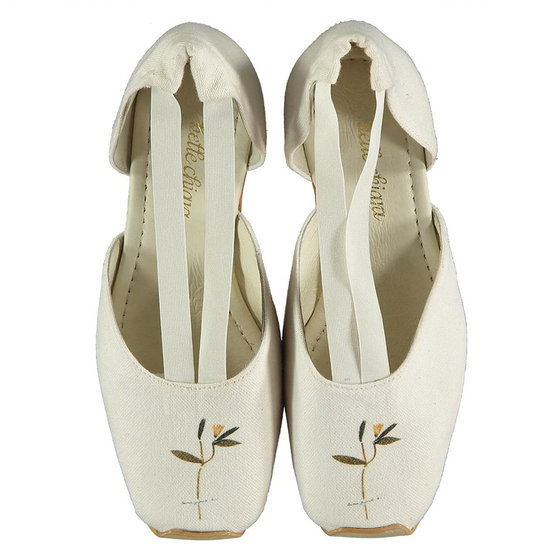 Uvularia Ballet Shoes
