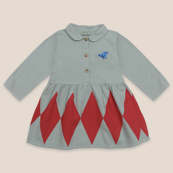 Baby Diamonds Princess Dress