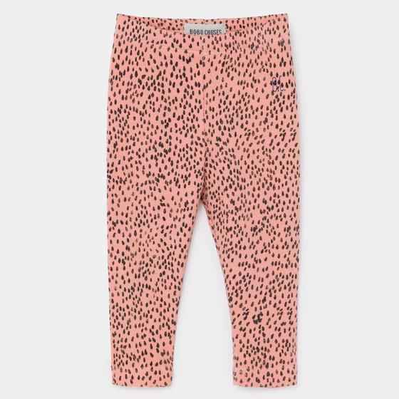Baby Girl All Over Leopard Leggings