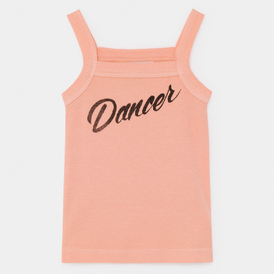 Baby Girl Dancer Tank Top
