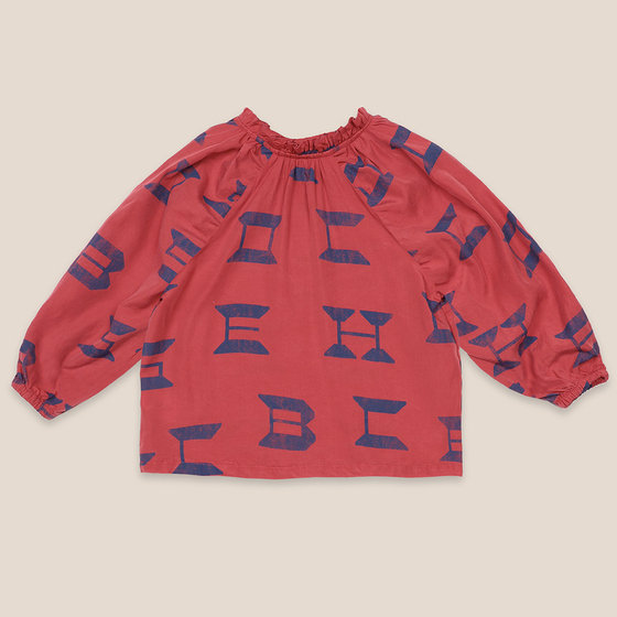 Bobo Choses All Over Blouse