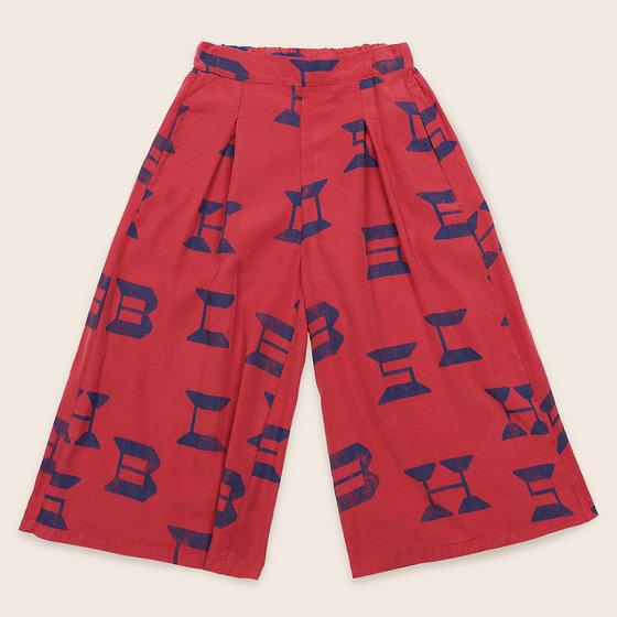 Bobo Choses All Over Woven Culotte Pants