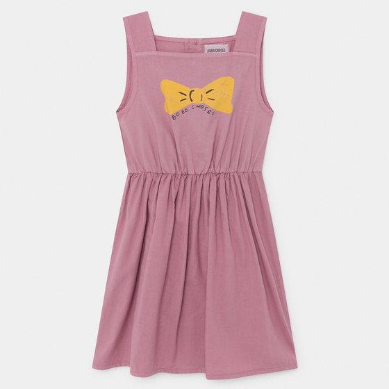 Bow Woven Dress