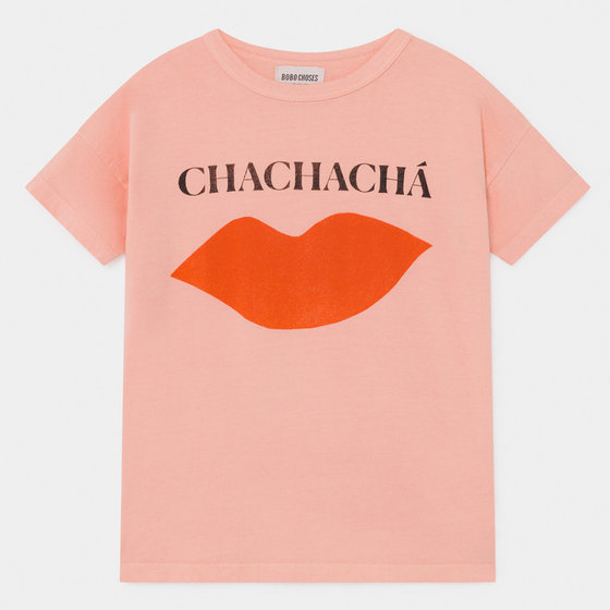 Girl Chacha Kiss T-shirt