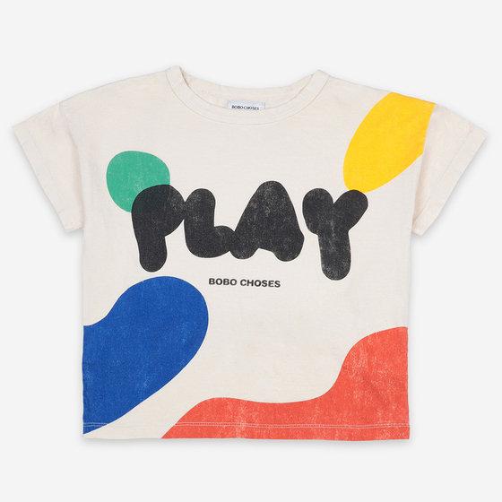 Play Landscape Short Sleeve T-Shirt