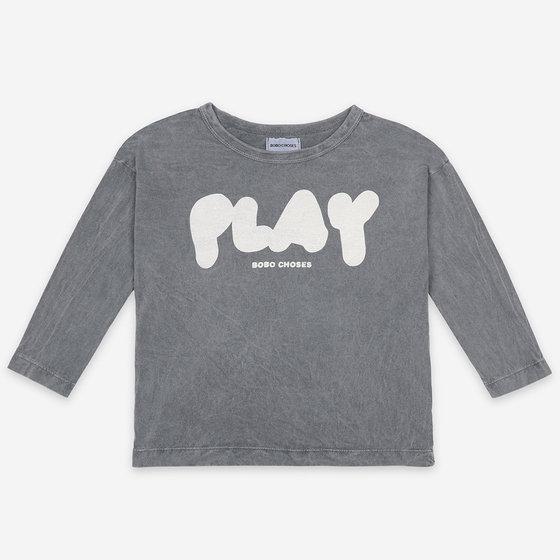 Play Long Sleeve T-Shirt