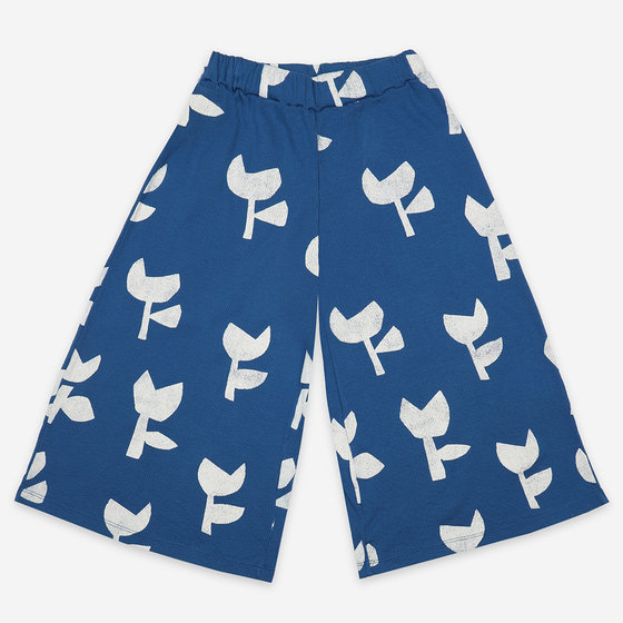 Poppy All Over Culotte Trousers