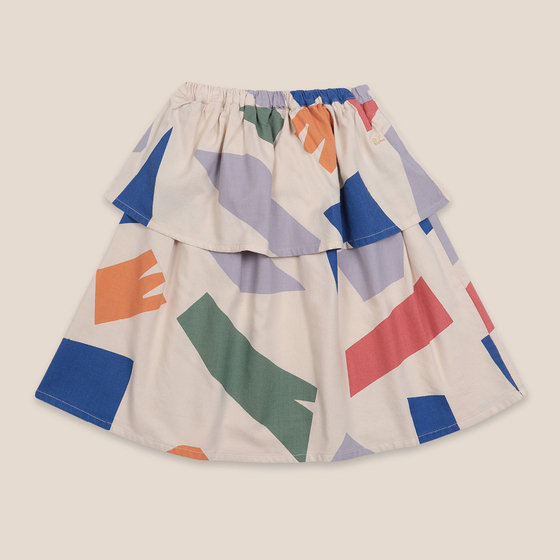 Shadows Woven Skirt