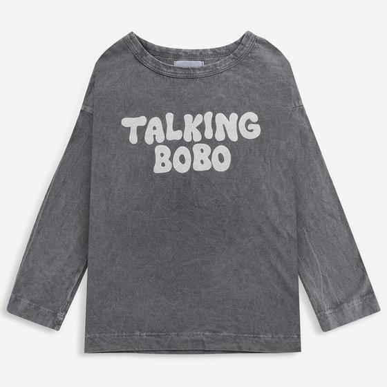 Talking Bobo LS T-shirt