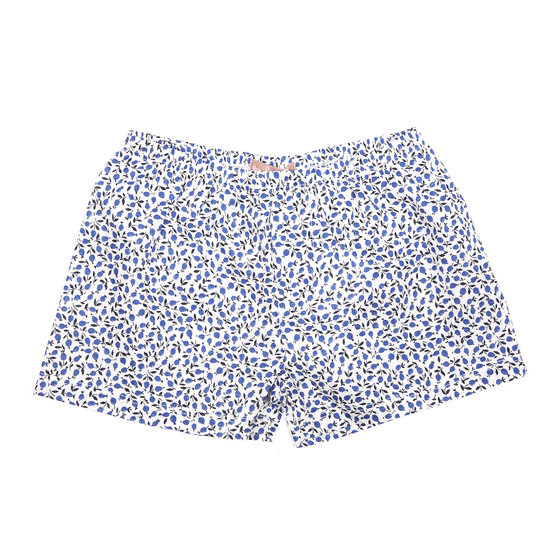 Liberty Pattern Light Blue Short