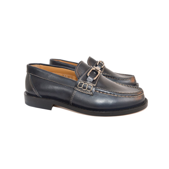 Maine Navy Loafer