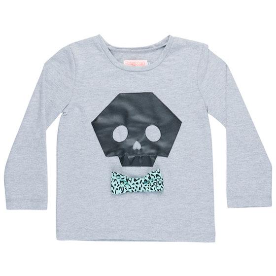 Grey T-shirts