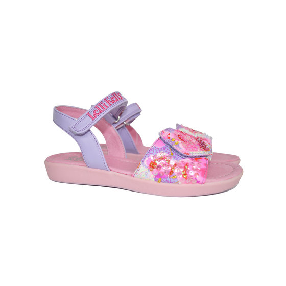 Lilac Lila Fantasia Sandals