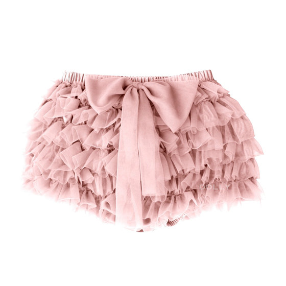 Ballet Pink Frilly Tutu Bloomer
