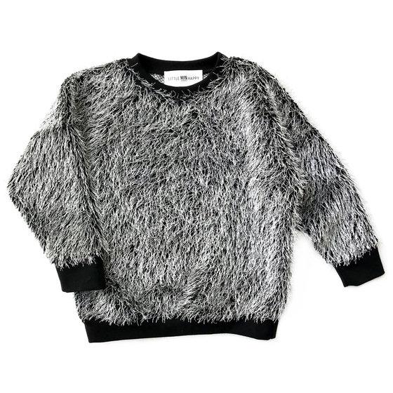 Girl Fringe Sweater