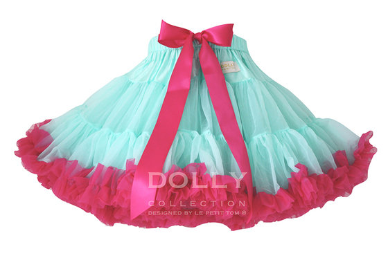 Dolly Tiffany Fuchsia Pettiskirt