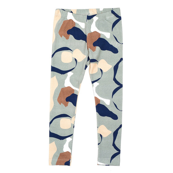 """Lampi"" Printed Leggings"