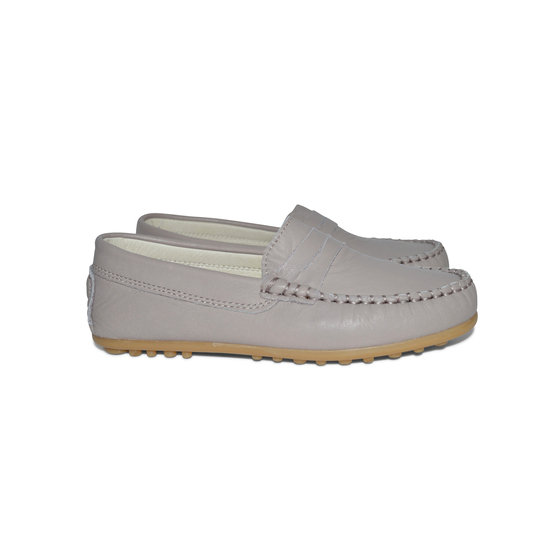 "Boys Leather ""Modoc"" Loafer"