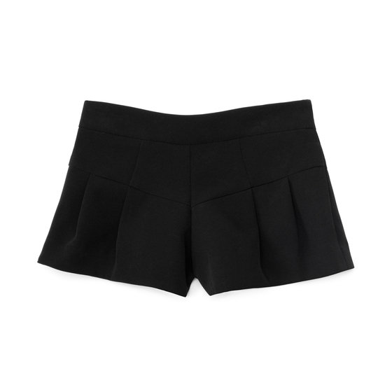 Cady Pleated Short