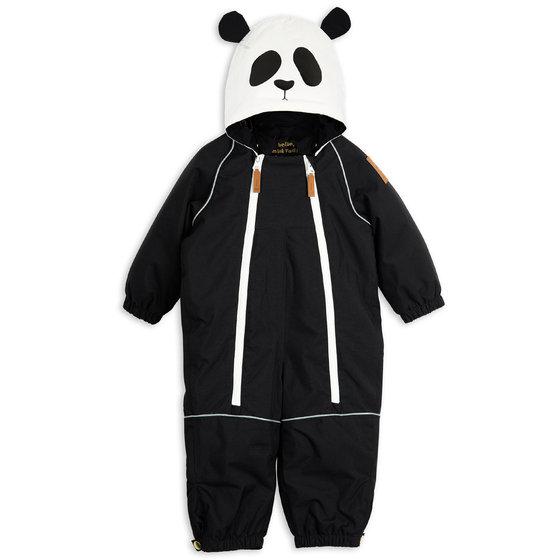 Baby Alaska Panda Overall