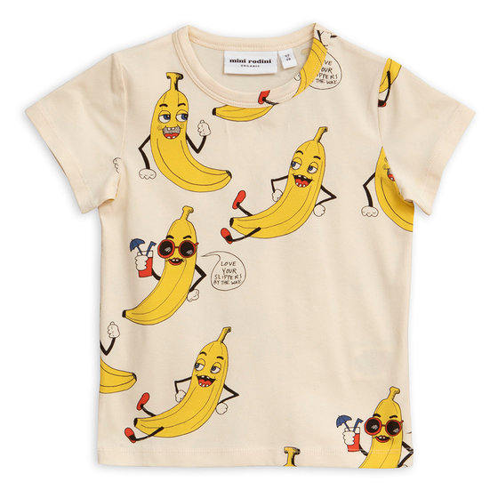 New Season: Banana AOP SS Tee
